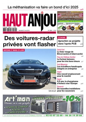 Des voitures-radar privées vont flasher