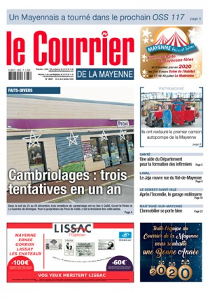 Cambriolages : trois tentatives en un an