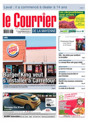Burger King veut s'installer à Carrefour